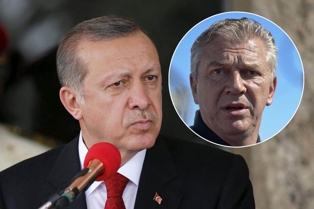 BIVŠI HRVATSKI MINISTAR OPLEO PO ERDOGANU: Poklonite se gušenju ljudskih prava to i nas čeka!