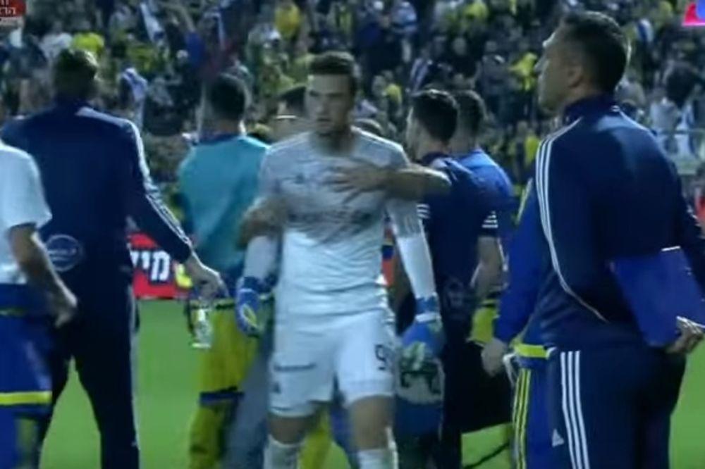 (VIDEO) ŽESTOKA KAZNA: Za Predraga Rajkovića završena sezona zbog napada na protivničkog trenera
