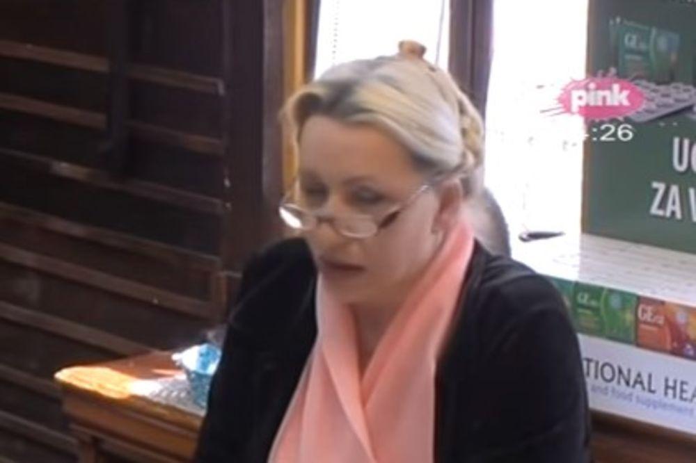 (VIDEO) VESNA RAZOČARANA GOLUBOVIĆKOM: Ponaša se kao kućna pomoćnica