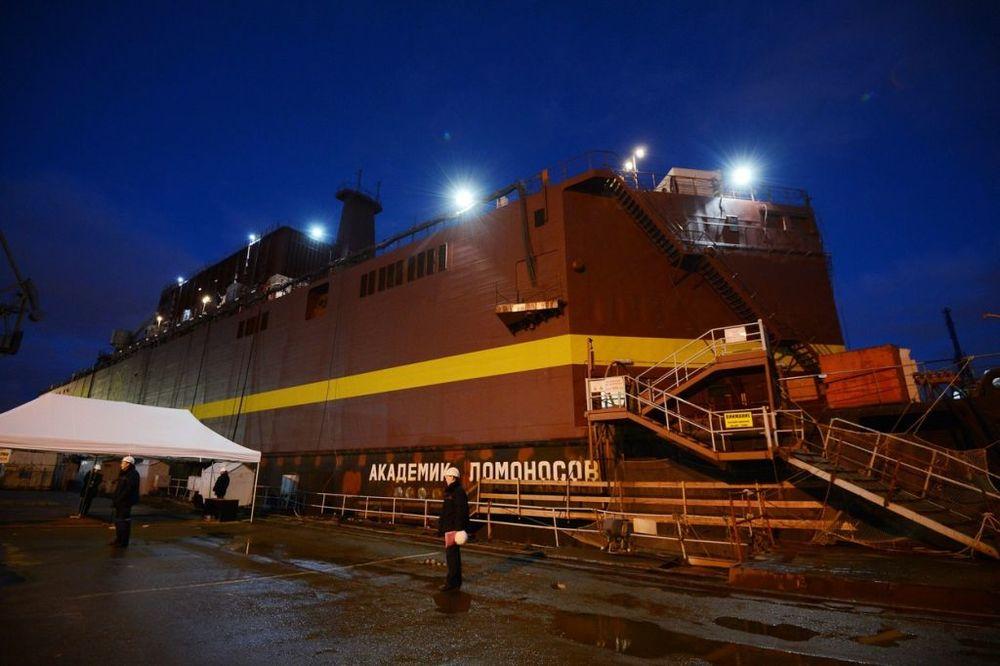 Opasni planovi: Kina postavlja plutajuće nuklearne elektrane u Južno kinesko more