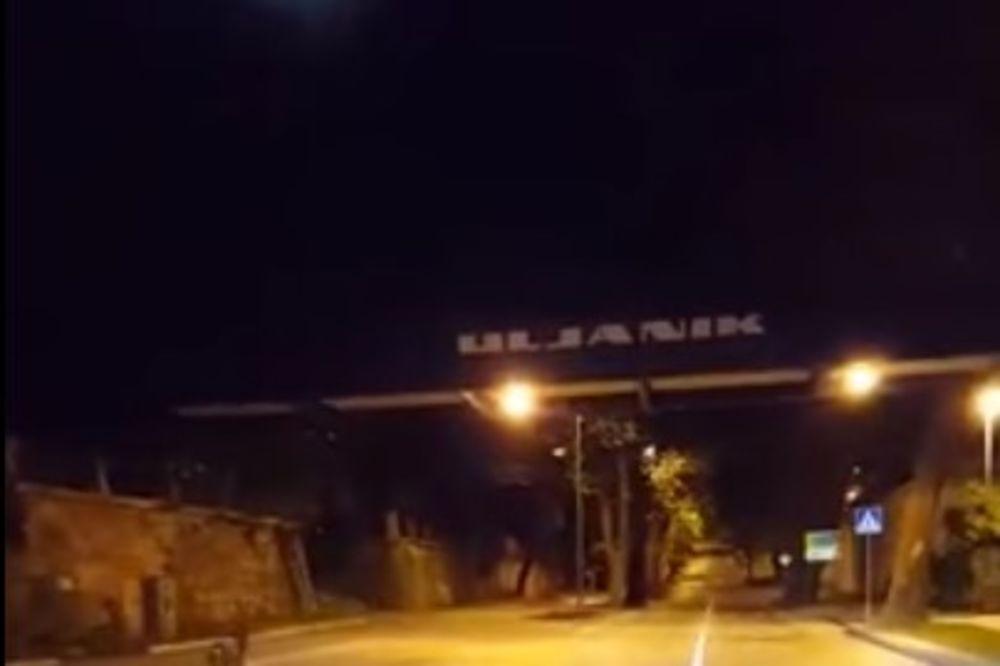 (VIDEO) OVO SE RETKO VIĐA: Srna protrčala kroz centar Pule