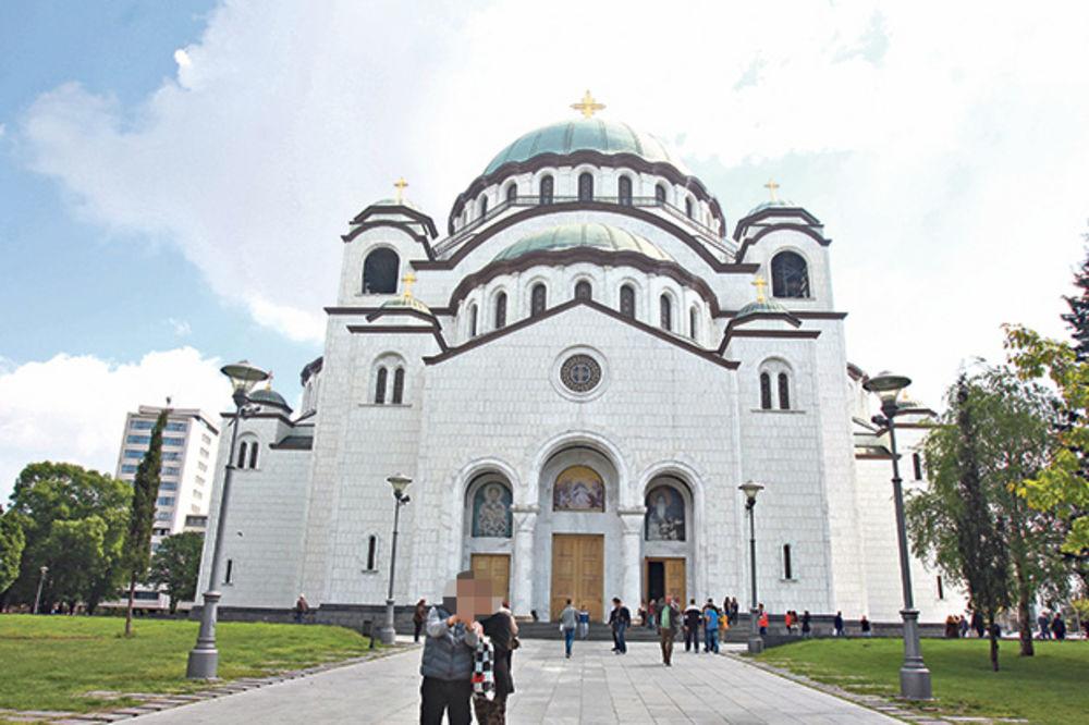 PATRIJARH PREDLOŽIO NIKOLIĆU: Urnu Nikole Tesle sahraniti u Hramu Svetog Save