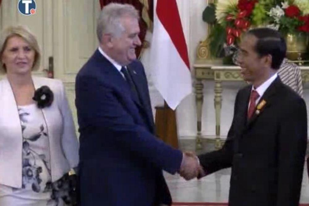 NIKOLIĆ: Zahvalni smo Indoneziji na nepriznavanju nezavisnosti Kosova