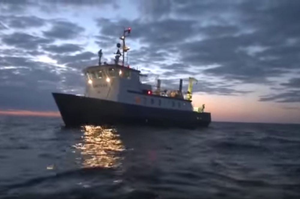 TAJNE IZ DUBINA: Misteriozni NLO na dnu Baltičkog mora godinama muči naučnike