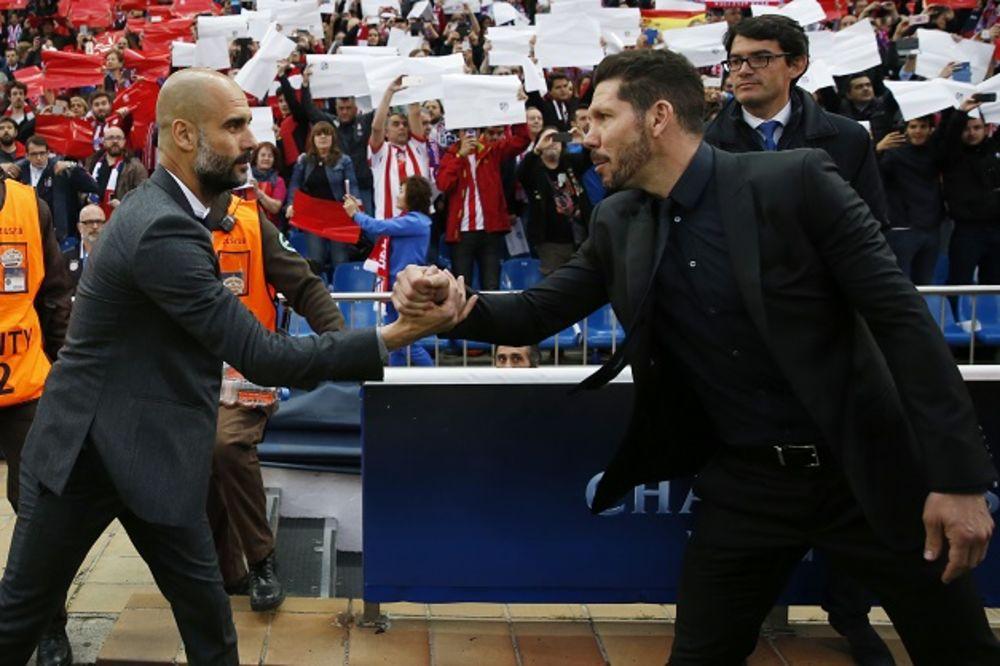 (VIDEO) GVARDIOLA: Ako ne prođemo u finale, tada možete da me ubijete