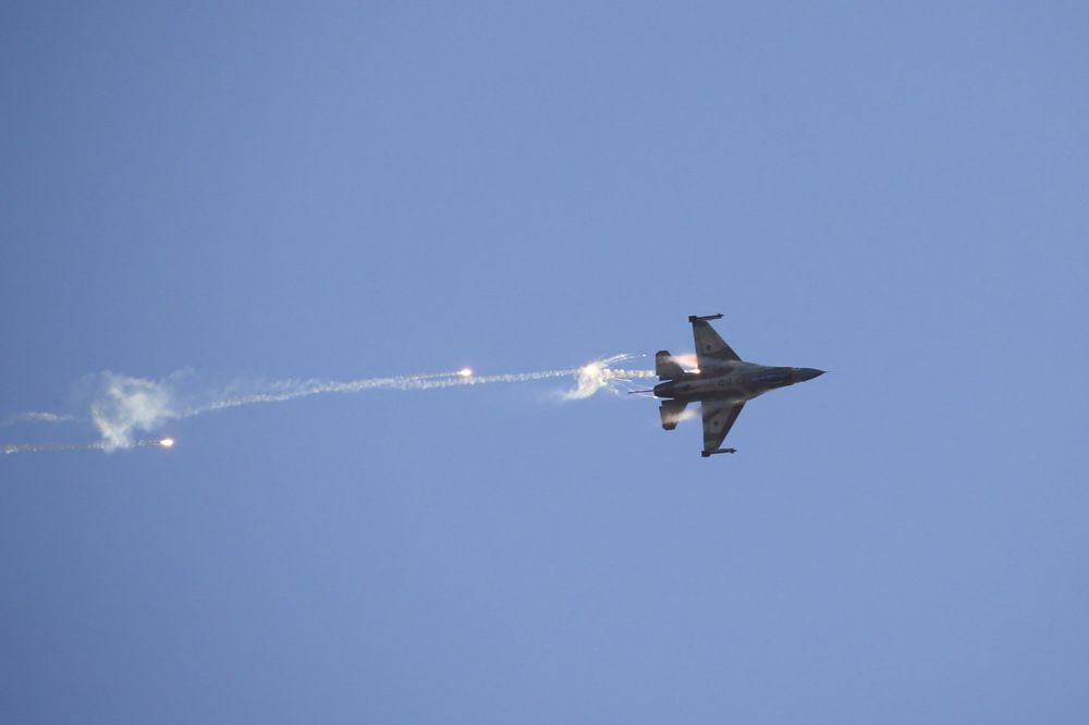 TEL AVIV U PRIPRAVNOSTI: Ruska vojska pucala na izraelske avione! Evo šta se krije iza ovog napada