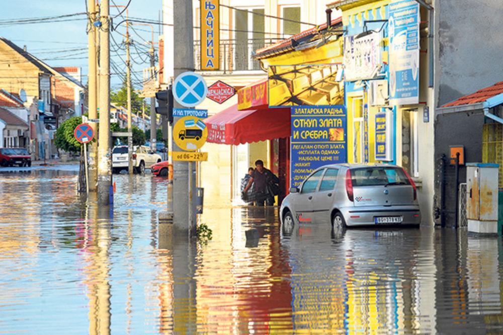 ALARMANTNO: Srbiji prete nove poplave!