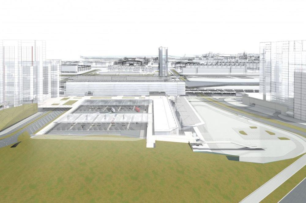 USVOJEN PLAN DETALJNE REGULACIJE: Ovako će izgledati nova autobuska stanica na Novom Beogradu