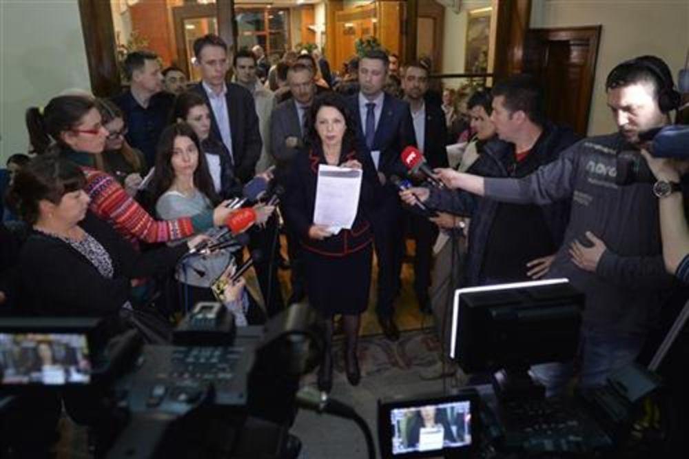 LIDERI OPOZICIJE: Krivične prijave protiv Pošte i zaposlenih u biračkim odborima zbog izborne krađe