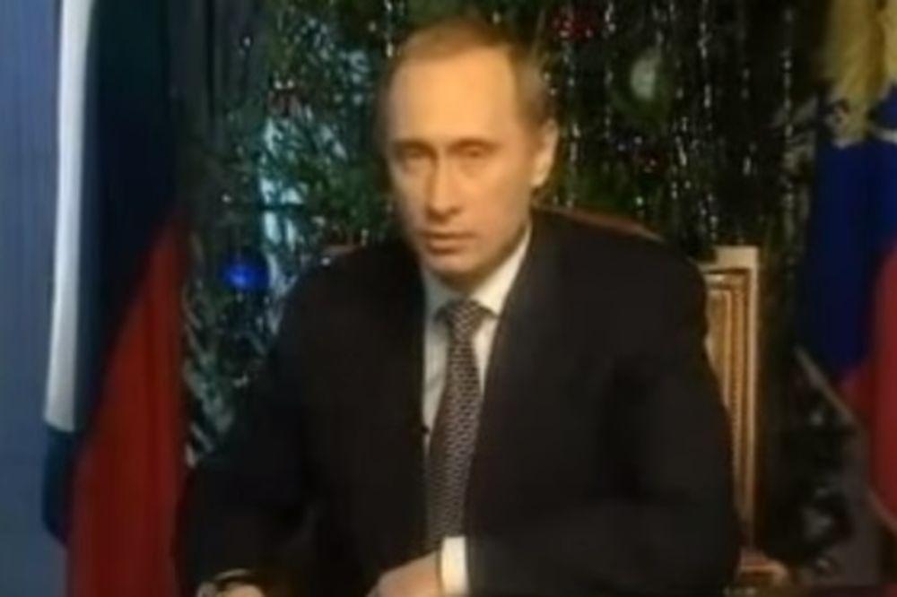 (VIDEO) OVAJ SNIMAK JE ŠOKIRAO ZAPAD: Poslušajte Putinov govor iz 1999. u kome otkriva svoje planove
