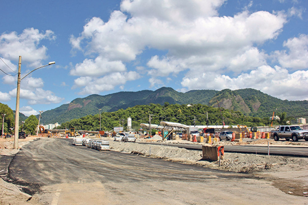 JOŠ IMA PUNO POSLA: Rio mora brzo da se izgradi