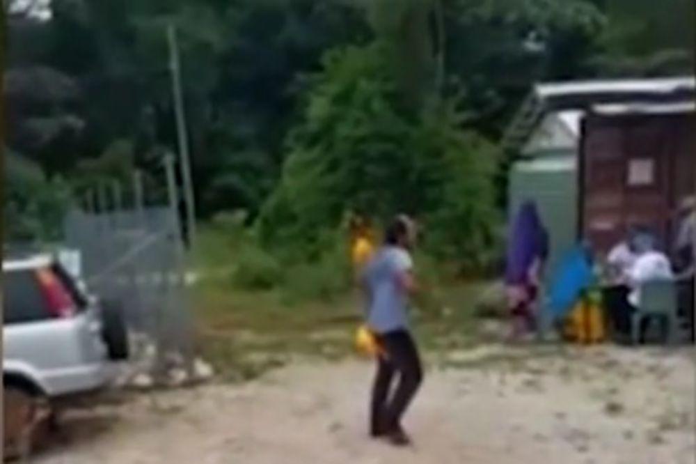 ODBILI MU AZIL: Preminuo izbeglica koji se u znak protesta zapalio u kampu u Australiji