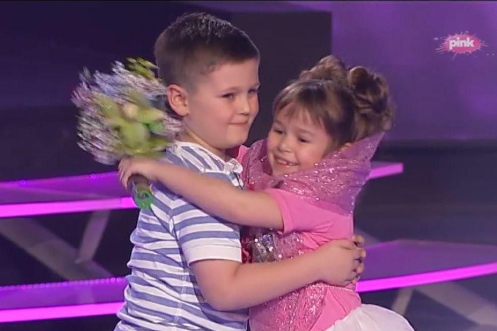(VIDEO) STUDIO ZANEMEO: Katarina (7) napravila je neverovatan šou a kada se pojavio mališan...