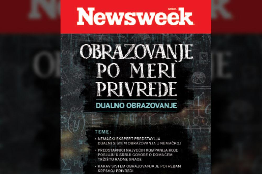 NJUZVIKOVA KONFERENCIJA: Dualno obrazovanje po meri srpske privrede