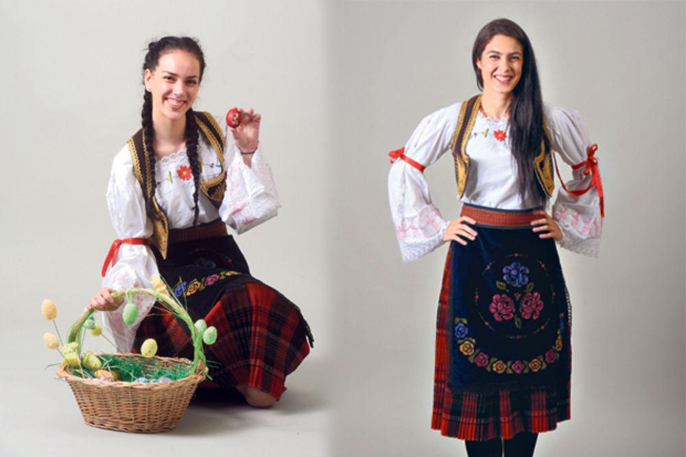 ŠAMPIONKE: Milica i Tijana razbijaju za medalju