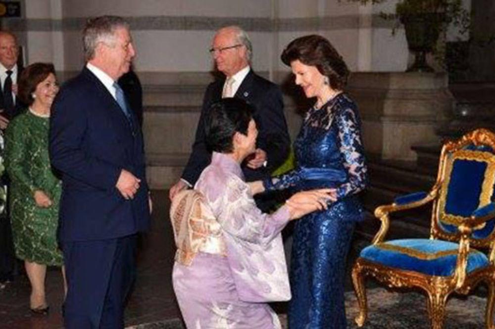Kraljevski par Karađorđević na rođendanu švedskog kralja