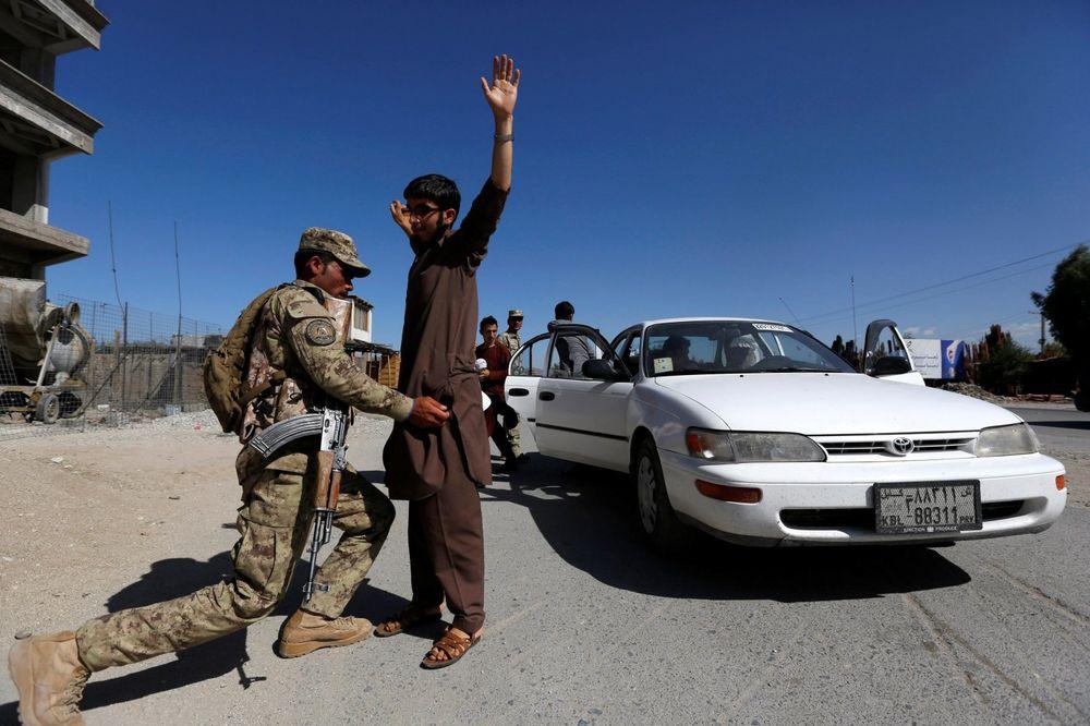 SUKOBI U AVGANISTANU: Vlada pokrenula operacije protiv talibana u 18 provincija