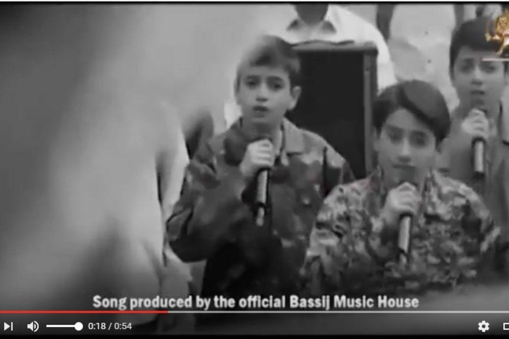(VIDEO) SPOT U IRANU U KOME POZIVAJU DEČAKE DA RATUJU: Vođa mi je naredio da dam svoj život