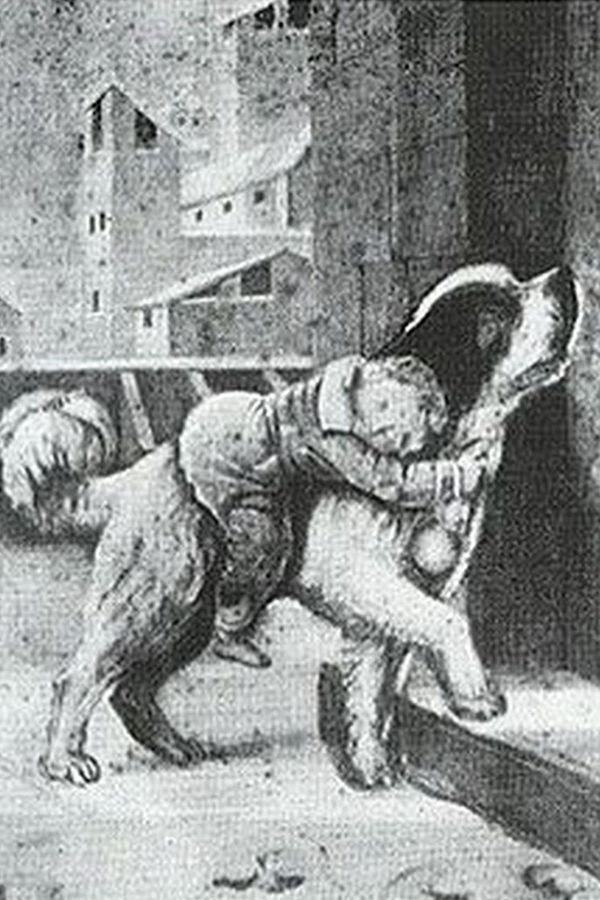 Foto: Vikipedija, Po legendi Beri je poginuo spasavajući malog dečaka