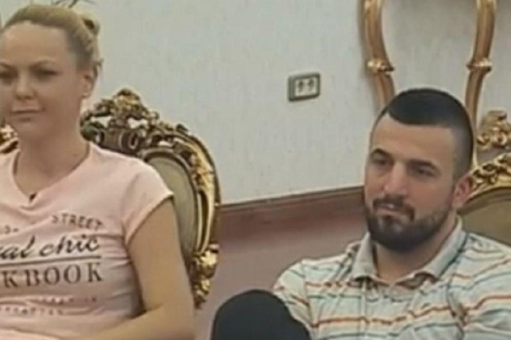 (VIDEO) ŠOK ZA UKUĆANE: Slađa i Vladimir izbačeni iz Parova!