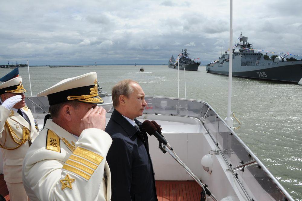 (VIDEO) OVO RUSKO ORUŽJE NEMA NIKO NA SVETU: Putin posebno ponosan na njega