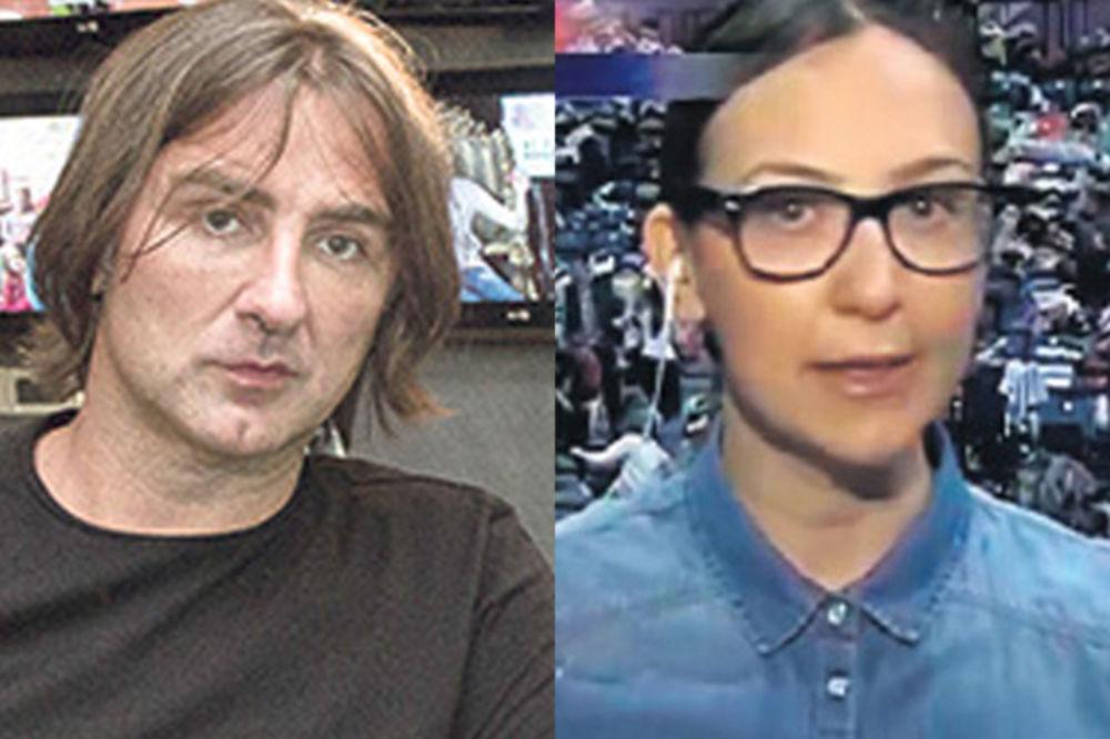 Reagovanje Željka Mitrovića povodom napada na novinarku TV Pink Gordanu Uzelac