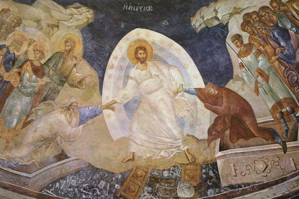 HRISTOS, VASKRSE, VAISTINU VASKRSE: Najznačajni događaj koji je ustanovio našu veru