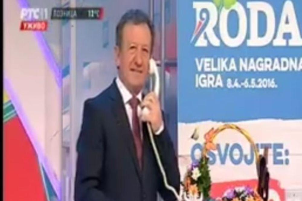 (VIDEO) TEŠKA ISPALA U PROGRAMU UŽIVO: Žika Šarenica pomešao Uskrs i Božić!