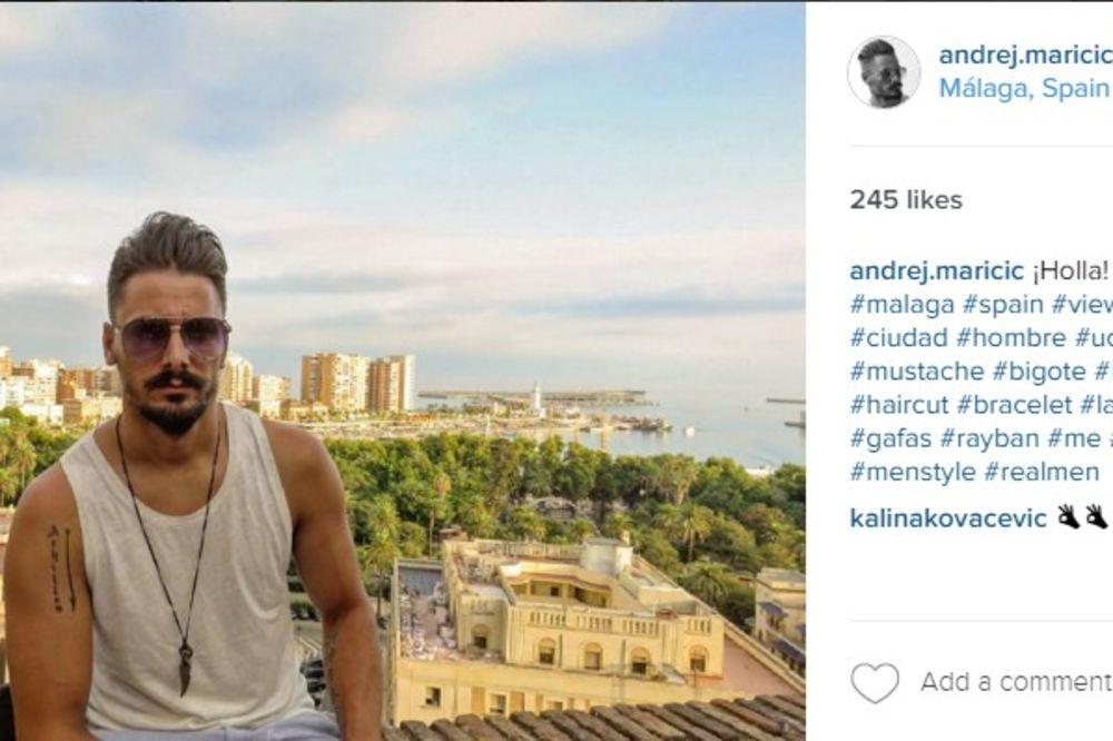 (FOTO) OŽENIO SE ANDREJ MARIČIĆ: Pogledajte kako su izgledali na venčanju i ko im je kumovao