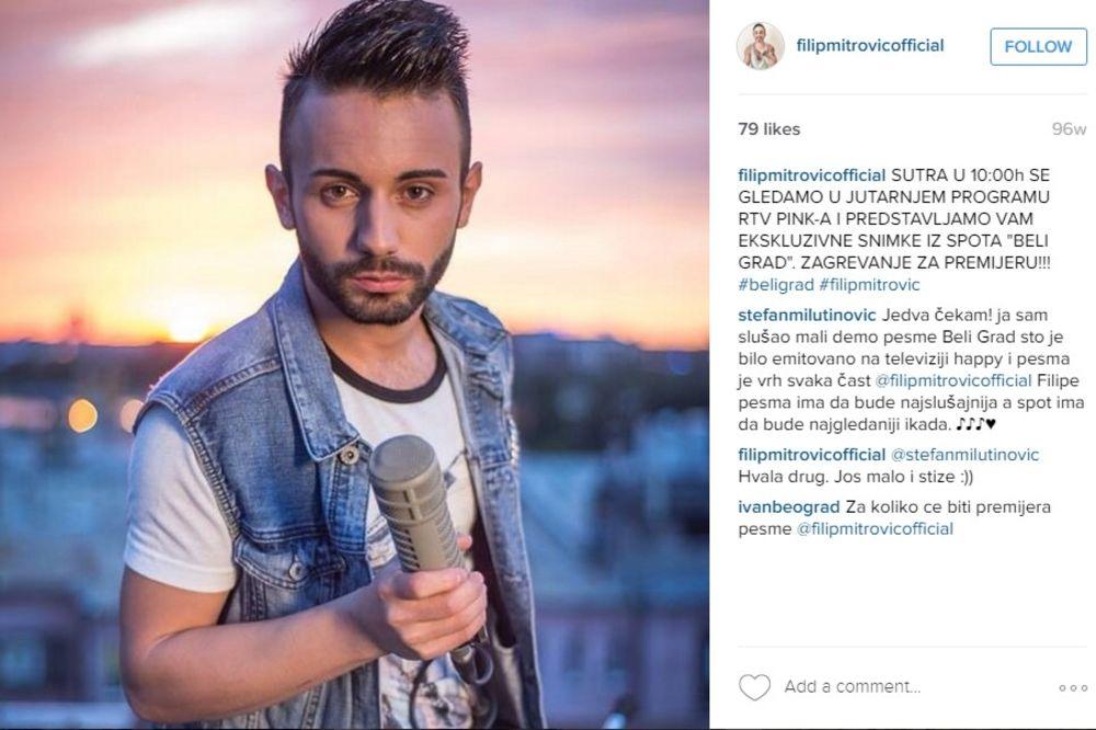 NEZGODA NA USKRS: Pevači imali saobraćajku u Kragujevcu!