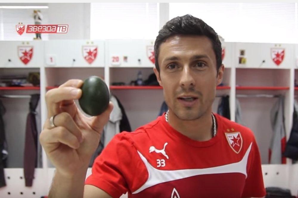 (VIDEO) TUCIJADA U ZVEZDI: Evo ko je pobedio u tucanju jajima