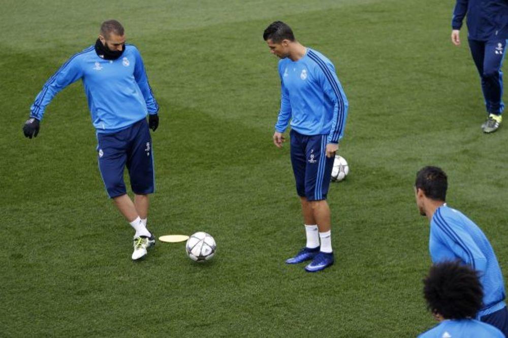(VIDEO) KRALJEVI ODAHNULI: Ronaldo će biti spreman za polufinale Lige šampiona
