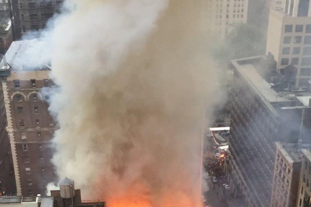 (VIDEO) MISTERIJA U NJUJORKU: 10 činjenica o požaru u kojem je nestala srpska svetinja