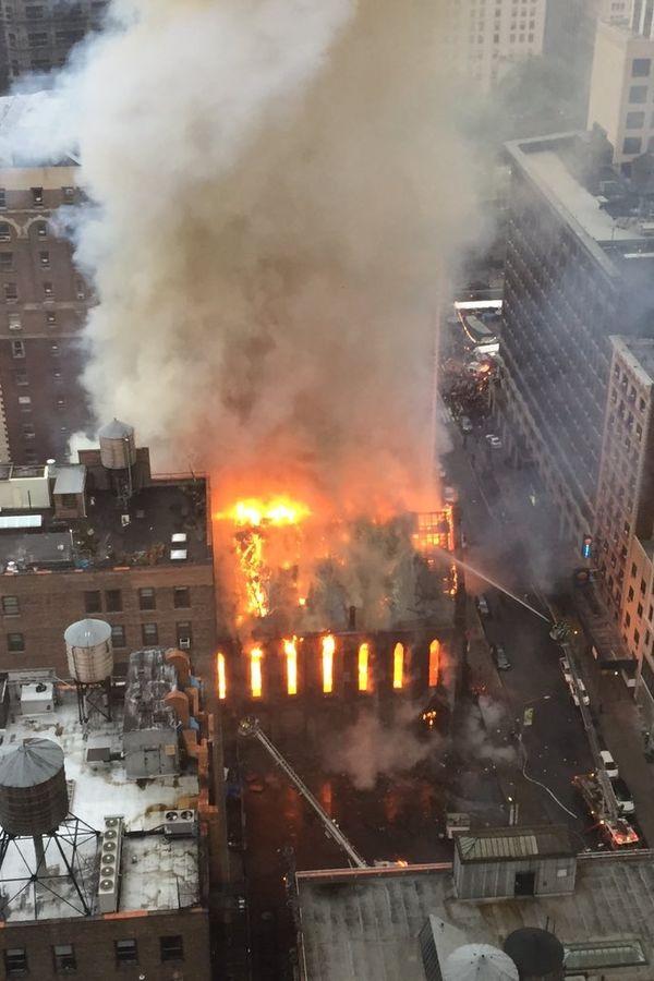 Borba vatrogasaca trajala tri sata