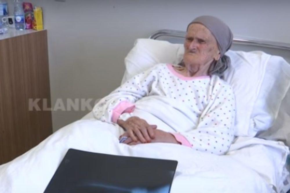 MEDICINSKO ČUDO: Preživela infarkt u 105. godini