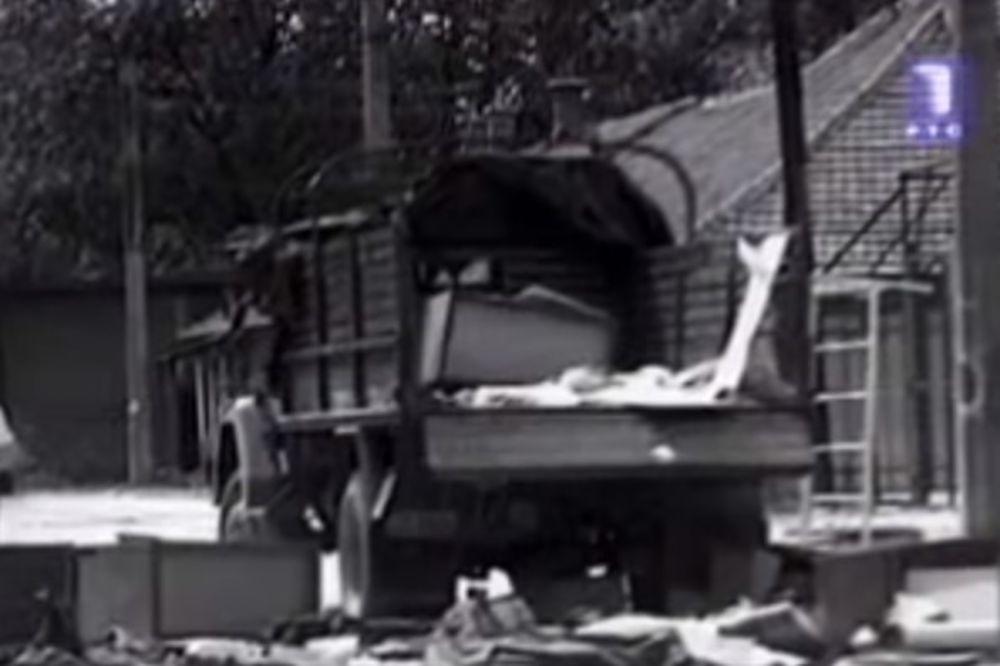(VIDEO) NAPAD U SARAJEVU: 24 godine od stradanja kolone JNA u Dobrovoljačkoj