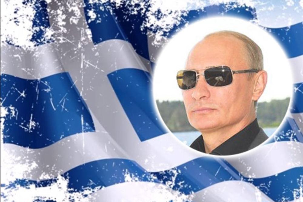 (VIDEO) OVO JE HIT: Grci napisali pesmu Vladimiru Putinu i posvetili album Rusiji