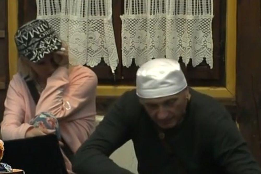 (VIDEO) MIKI SE PREZNOJIO ZBOG PITANJA: Kad je čula odgovor, Jelena Golubović poludela