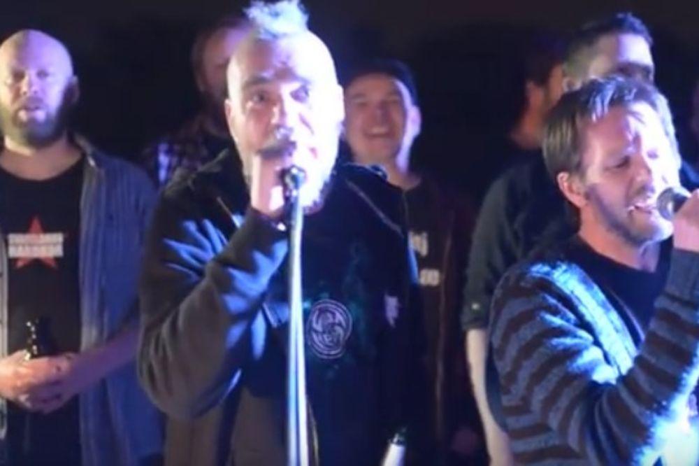 (VIDEO) GENIJALNO ZVUČE: Norveški pank bend otpevao dečije pesmice Kolibrija i evo kako to zvuči!