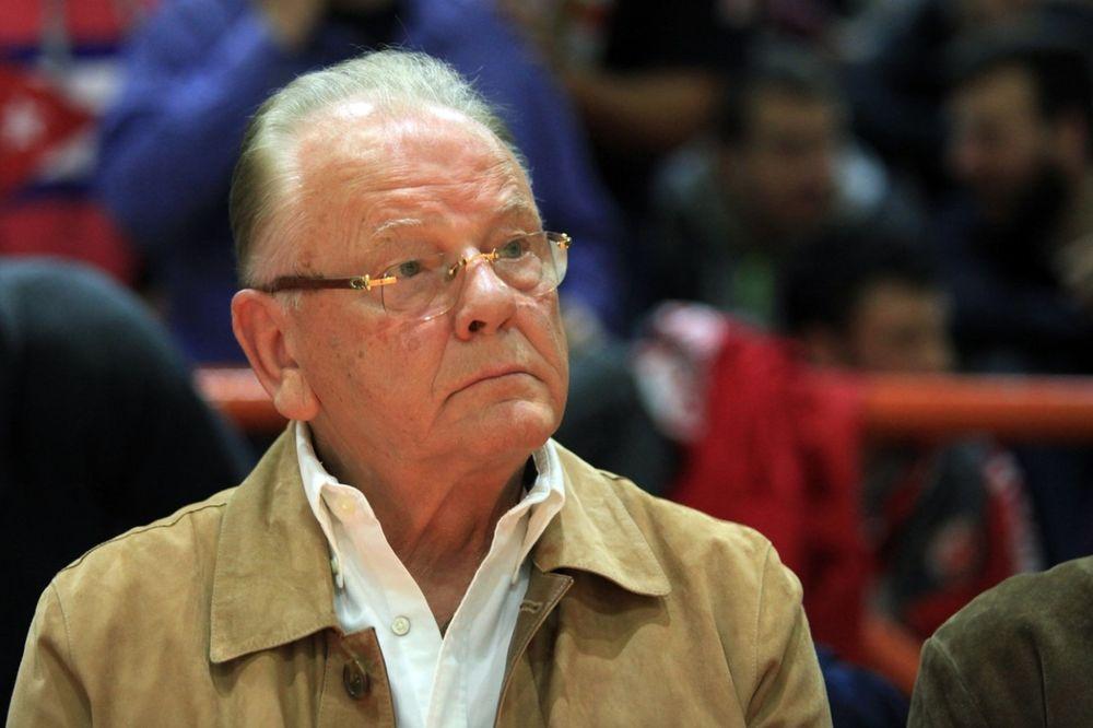 BIVŠI SELEKTOR UZ ORLOVE: Ivković ispratio košarkaše Srbije na Kopaonik, evo šta im je poželeo