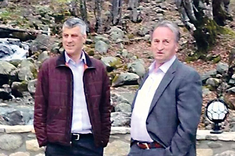 UHAPŠEN UJAK HAŠIMA TAČIJA: Sulja je petljao sa Srbima