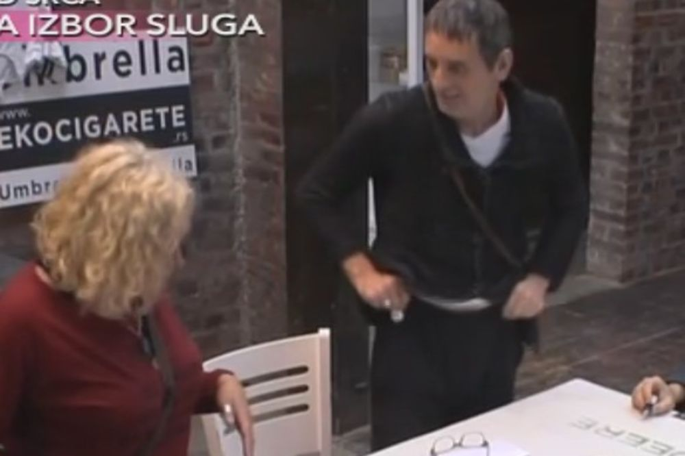 (VIDEO) Marina se radovala Mićinoj nesreći, pa zažalila