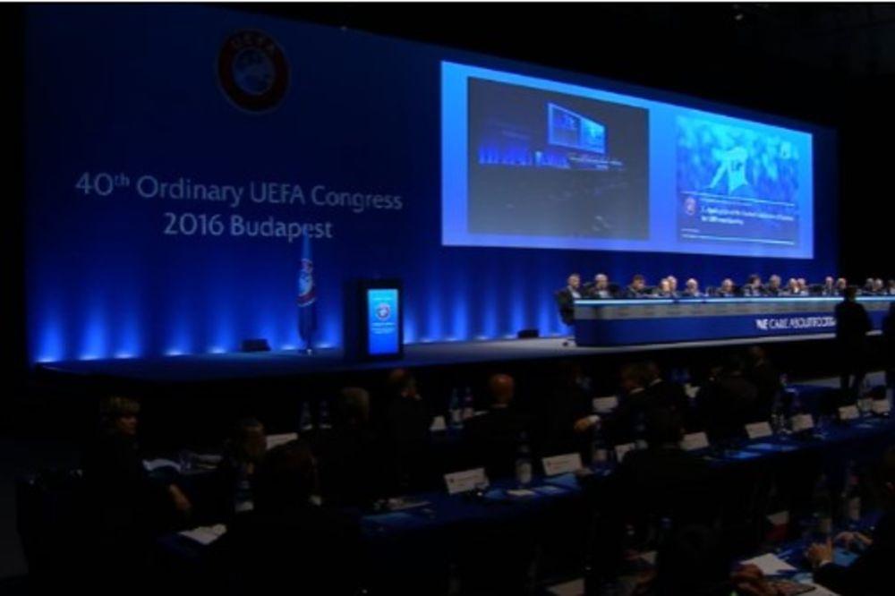 VOKRI SE ŽALI NA VELIKI OTPOR FSS: Delegati UEFA odbili promenu Statuta
