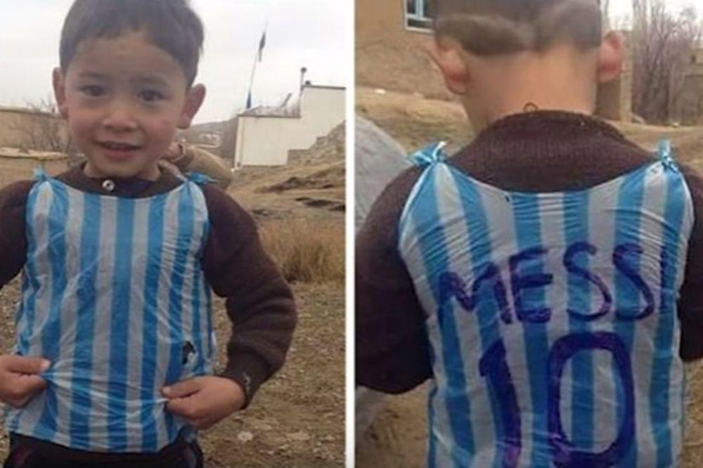 NAPRAVILI DETETU PAKAO ZBOG MESIJEVOG DRESA: Zbog pretnji porodica dečaka pobegla iz rodnog grada