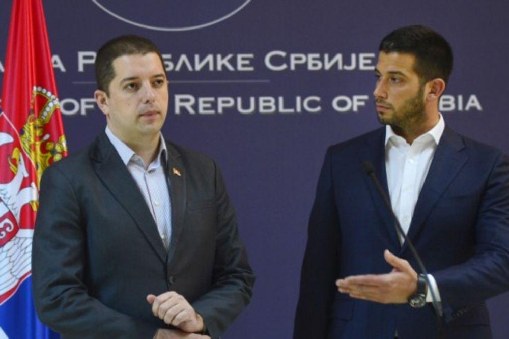 SRBIJA TUŽI UEFA: Đurić poručio: Ne sanjajte da je borba prestala, ne sanjajte da ste član UEFA