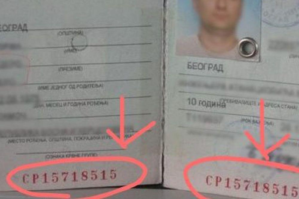 Evo Zasto Je Titova Milicija Znala Sve Tajni Broj Na Licnoj Karti