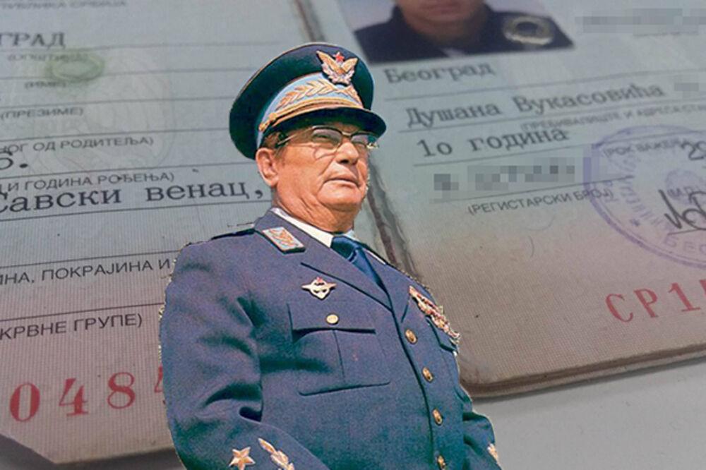 EVO ZAŠTO JE TITOVA MILICIJA ZNALA SVE: Tajni broj na ličnoj karti otkrivao je svakog u SFRJ!