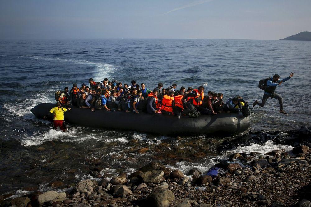 NA TO NISU NAVIKLI: Na grčki Lezbos već 5 dana nije stigao nijedan migrant