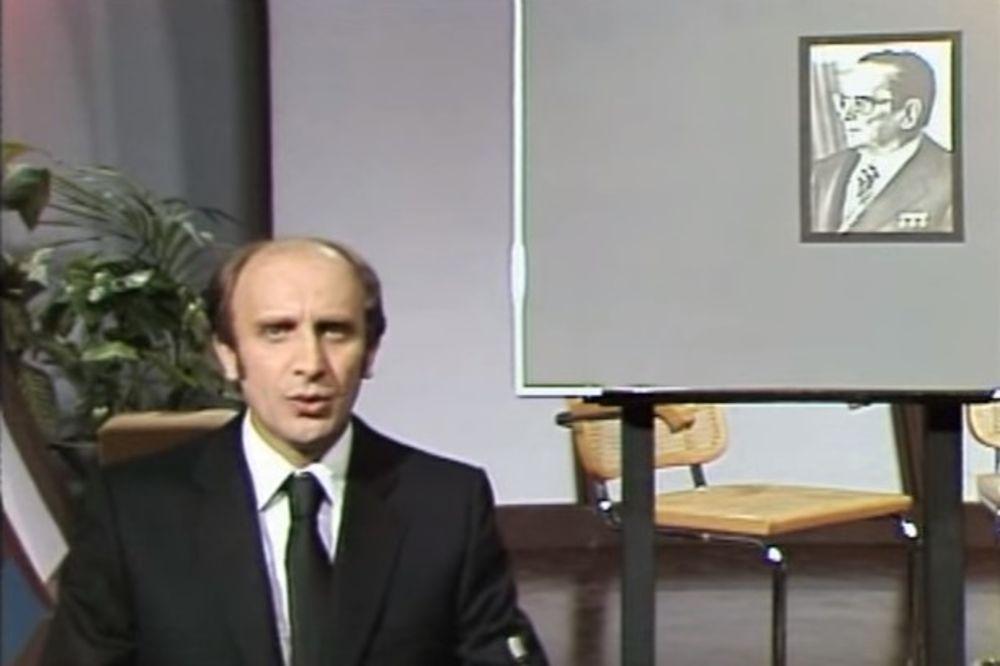 (VIDEO) OD OVOGA ČASA VIŠE NIŠTA NIJE ISTO: Evo kako je Televizija Zagreb izvestila o Titovoj smrti