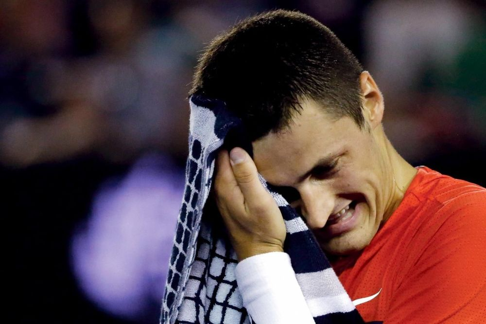 (VIDEO) TOMIĆ PROLUPAO: Neverovatno šta je uradio australijski teniser hrvatskog porekla
